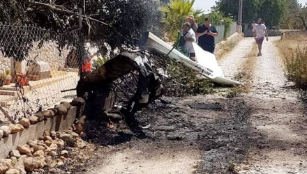 Accidente en Mallorca