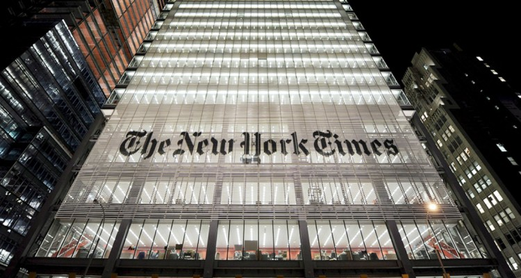 the new york timess